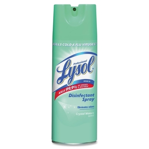 Reckitt Benckiser plc 84044 Disinfectant Spray, 12.5oz., Crystal Waters by Lysol
