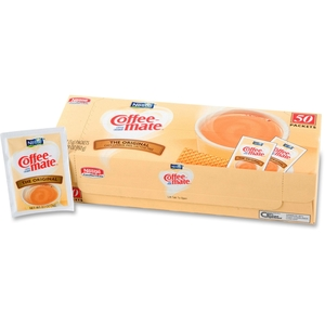 Nestle S.A 30032CT Powdered Creamer, Original, 3g Packets, 1000/CT, Red by Coffee-Mate
