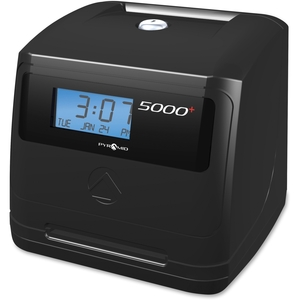 Pyramid Time Systems 5000 5000 Time Clock, Automatic, Silver/Gray by Pyramid Time Systems