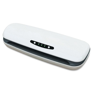 """Business Source 20875 Document/Photo Laminator, 3mil-7mil, 12"""", White by Business Source"""
