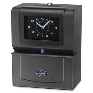 "Lathem Time Company 4021 Auto Time Clock,Day/Hrs/Minutes,8-1/16""x5-1/6""x10-1/4"",CCL by Lathem"