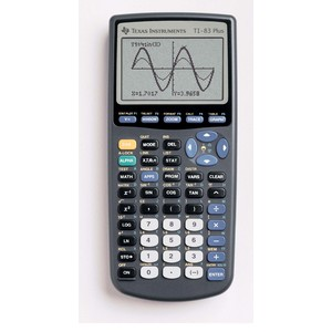 TEXAS INSTRUMENTS INC. 83PL/TPK TI-83 Plus Graphing Calculators (Teacher Kit Pack of 10)