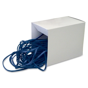 """Alliance Rubber Company 07818 Rubberband, Large, 55 Gallon, 17"""", 50/BX, Blue by Alliance Rubber"""