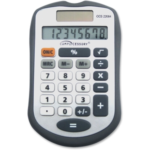 Compucessory 22084 Calculator,8 Dgt,Handheld by Compucessory