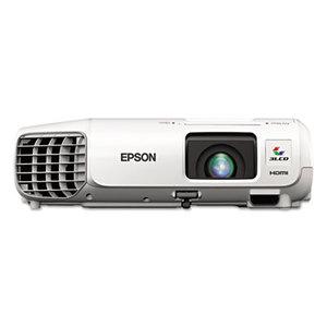 Epson Corporation V11H692020 PowerLite X27 XGA 3LCD Projector, 2700 lm by EPSON AMERICA, INC.