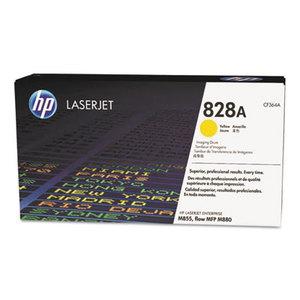 Hewlett-Packard CF364A CF364A (HP-828A) Drum, 30000 Page-Yield, Yellow by HEWLETT PACKARD COMPANY