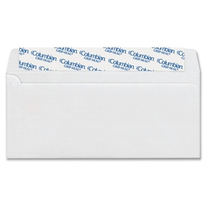 """QUALITY PARK PRODUCTS CO141 Business Envelope,Side Seam,24 lb,4-1/8""""x9-1/2"""",White Wove by Quality Park"""