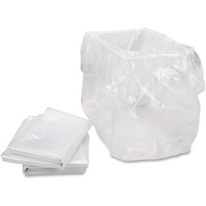 """HSM of America, LLC HSM1310 Shredder Bag, f/HSM Models, 13""""x10""""x24"""", 100BG/CT, Clear by HSM"""