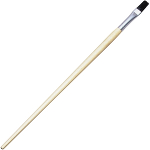 "SMEAD MANUFACTURING COMPANY 73550 Easel Board Paint Brush, 1/2"" Bristles, Natural Wood Handle by CLI"