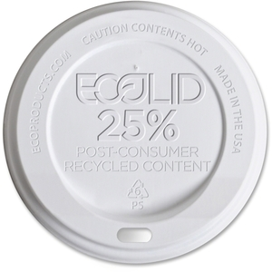 Plas Hot Cup Lid 1000 by Eco-Products