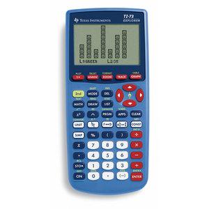 TI-73 Explorer ViewScreen Graphing Calculator