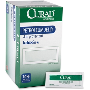 Medline Industries, Inc CUR005345Z Box, Petroleum Jelly by Curad