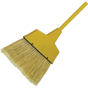 IMPACT PRODUCTS, LLC 91527B Plastic Broom, Angled, Large, Yellow by Impact Products