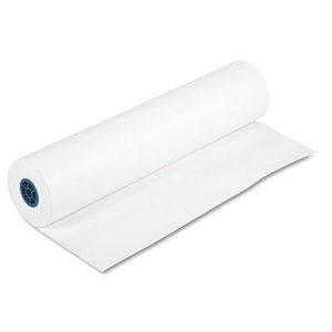 """PACON CORPORATION 5636 Kraft Paper Roll, 40 lbs., 36"""" x 1000 ft, White by PACON CORPORATION"""