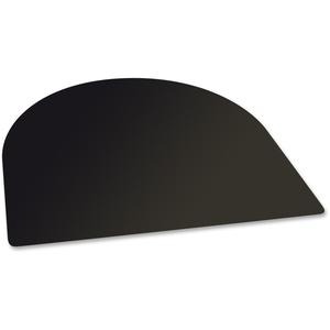 "Lorell Furniture 84282 Desk Pad, Gen7V, 24""Wx19""D, Bk by Lorell"