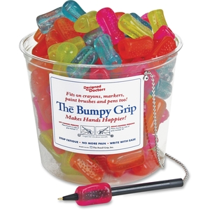 "Kokuyo Co., Ltd 12012 Grip, The Bumpy, 1""Wx1/2""Lx1""H, Ne by The Pencil Grip"