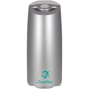 Amrep, Inc 1047276 O2 Active Air Dispenser, Timemist, Gray by TimeMist