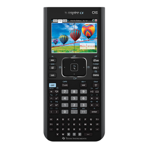 TEXAS INSTRUMENTS INC. N3CAS/TPK/2L1 TI-Nspire CX CAS Color Graphing Calculator Teacher Kit Pack of 10 (with TI Nspire & CAS Software)
