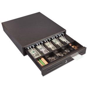 FireKing Security Group FIRCD1317 Hercules Cash Drawer, Two Keys, 16 1/2 x 17 1/2, Charcoal Gray by FIRE KING INTERNATIONAL