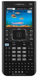 TEXAS INSTRUMENTS INC. N3CAS/TBL/2L1 TI-Nspire CX CAS Color Graphing Calculator - One (1) unit