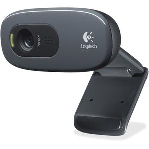 Logitech 960-000694 WEBCAM C270/BLK by Logitech