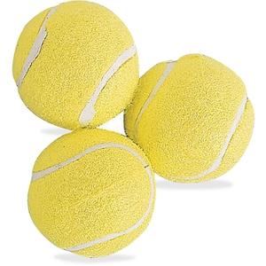 CHAMPION SPORTS TB3 Tennis Ball, 3/Pk, Yellow by Champion Sports