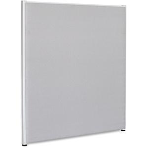"Lorell Furniture 90250 Fabric Panel, 72""x60"", Gray by Lorell"