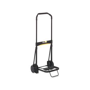 Kantek, Inc LGLC200 Ultra-Lite Folding Cart, 250lb Capacity, 11 x 13 1/4 Platform, Black by KANTEK INC.