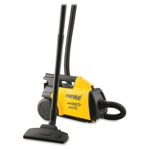 Mighty Vacuum, w/Tools,Lightwt, 12 Amps,20Ft Cord, YW/BK by Eureka