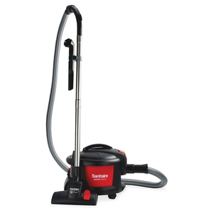 """Electrolux Home Care Products SC3700 Canister Vacuum, Full-Size, 15-1/2""""x19-3/4""""x16"""", RDBK by Sanitaire"""