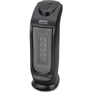 Jarden Corporation BCH7302-NUM Oscillating Tower Heater, Ceramic,k Black by Bionaire
