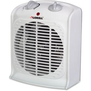 Lorell Furniture 33557 Oscillating Heater, 900/1500W, Adj Thermostat, We by Lorell
