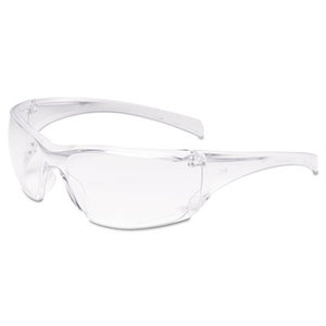 3M 118190000020 Virtua AP Protective Eyewear, Clear Frame and Lens, 20/Carton by 3M/COMMERCIAL TAPE DIV.