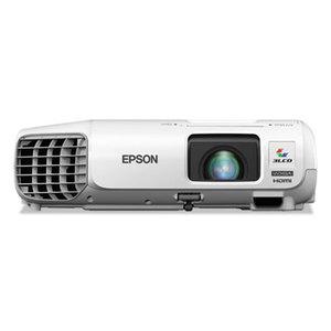 Epson Corporation V11H690020 PowerLite W29 WXGA 3LCD Projector, 3000 lm by EPSON AMERICA, INC.