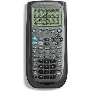 TI-89 Titanium Graphing Calculator (Engineering, Higher-Level Math and Science)