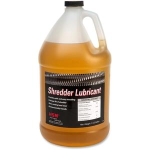 HSM of America, LLC HSM315 Shredder Lubricant, One Gallon by HSM