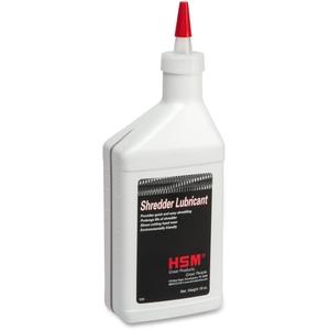 HSM of America, LLC HSM314 Shredder Oil, 16 oz. Bottle, Clear by HSM