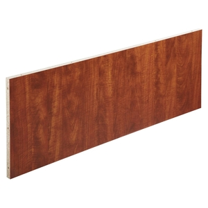 """Lorell Furniture 69937 4' Top Modesty Panel, 19""""x45-1/4""""x15-3/4"""", Cherry by Lorell"""