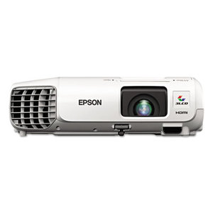 Epson Corporation V11H694020 PowerLite S27 SVGA 3LCD Projector, 2700 lm by EPSON AMERICA, INC.