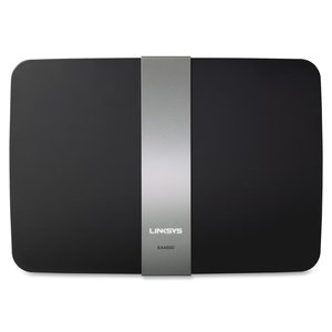 "Belkin International, Inc EA4500 Wireless Router, 450Mbps, 8""x6""x4"", Black by Linksys"
