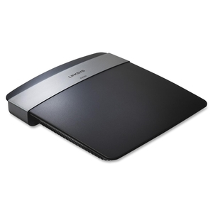 Belkin International, Inc E2500 Advanced Wireless Dual Band N Router, Black by Linksys
