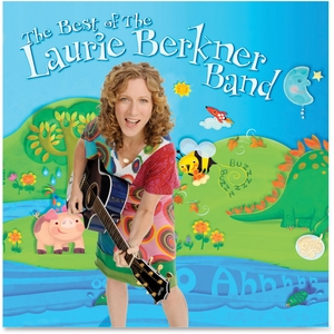 Flipside Products, Inc M10606 Best Of The Laurie Berkner Band Cd, Ast by Flipside