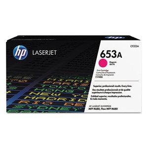 Hewlett-Packard CF323A CF323A (HP 653A) Toner, 16500 Page-Yield, Magenta by HEWLETT PACKARD