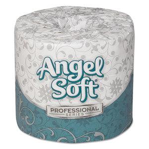 Georgia Pacific Corp. 16620 Angel Soft ps Premium Bathroom Tissue, 450 Sheets/Roll, 20 Rolls/Carton by GEORGIA PACIFIC