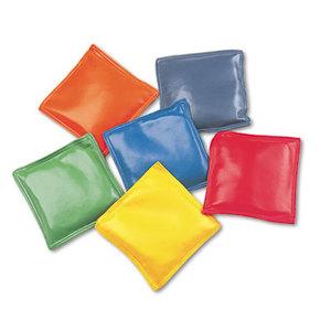 """CHAMPION SPORTS MBB4SET Bean Bag Set, Vinyl, 4"""", Assorted Colors, Dozen by CHAMPION SPORT"""