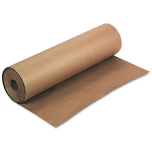 """PACON CORPORATION 5836 Kraft Paper Roll, 50 lbs., 36"""" x 1000 ft, Natural by PACON CORPORATION"""