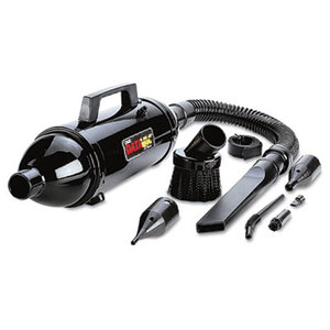Metro Vac Portable Hand Held Vacuum and Blower with Dust Off Tools by DATA-VAC