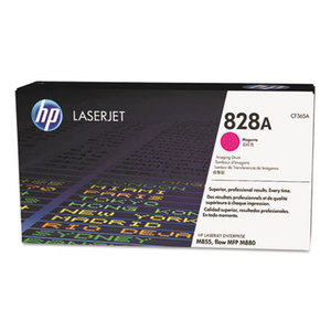 Hewlett-Packard CF365A CF365A (HP-828A) Drum, 30000 Page-Yield, Magenta by HEWLETT PACKARD COMPANY