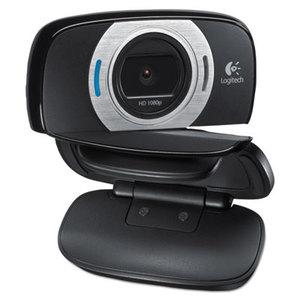Logitech 960-000733 C615 HD Webcam, 1080p, Black/Silver by LOGITECH, INC.
