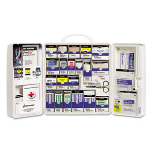 First Aid Only, Inc 1001-FAE-0103 Large First Aid Kit, 209-Pieces, OSHA Compliant, Plastic Case by FIRST AID ONLY, INC.